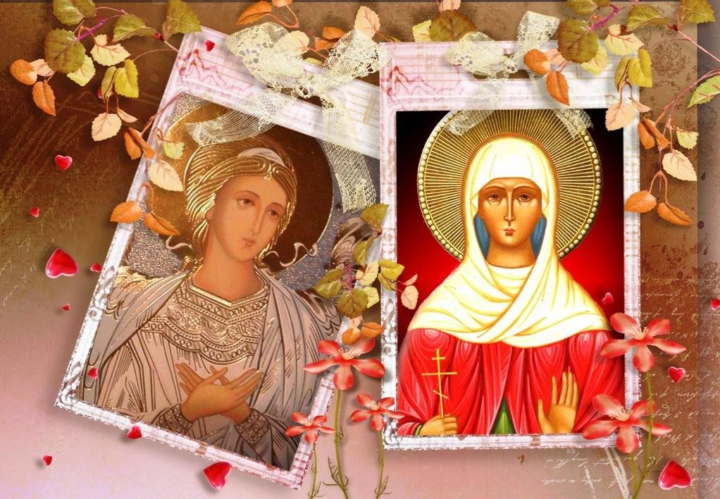 Православное поздравление с днем ангела наталья